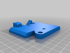 e3d bigbox dual bowden plate