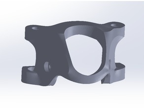 RotoRacer Slim - mini camera mount 25mm