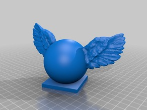 Winged Ball (Golden Snitch)