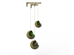 Macetas colgantes (Hanging Pots)
