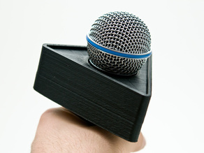 Microphone Flag