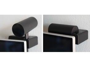 Hidden Oculus Rift Sensor Mount (hide behind big TVs)