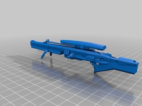 Borderlands 2 Sniper Rifles models breakdown