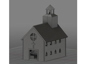 28mm Church