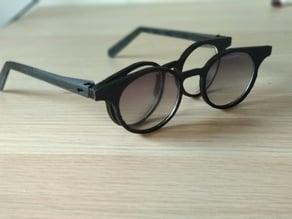 modular glasses