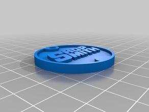 Shopsmith Logo Keychain