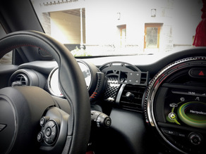 Additions for Speedo Holder for Mini Cooper vehicles!