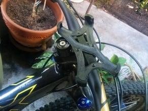Nexus 5 bike handlebar mount