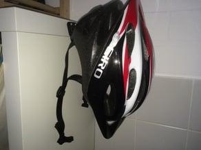 giro bicycle helmet wall bracket
