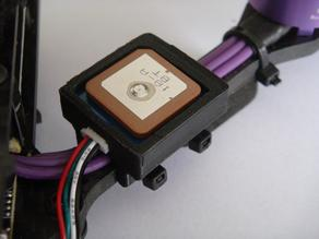 GPS mount for BN-220 on arm 10mm