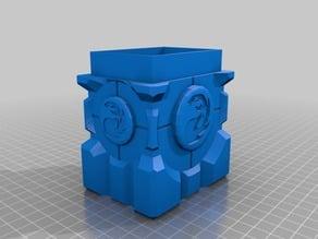 MonoRed - Companion Single Deck Box
