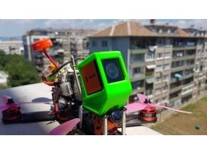 Runcam 3 holder for Lisam LS-210 And a High Quality 2.5mm Lens