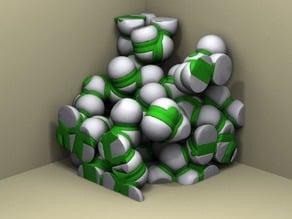 Procedural Composite Material - Macro Foam