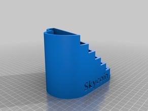 Skycoin desk organiser