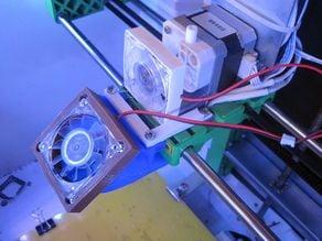 VGA fan adapter