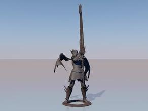 Herrin Tusnelda Sword from GuildWars2