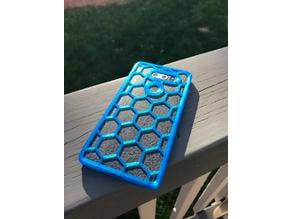 LG V30 Honeycomb Case
