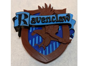 Ravenclaw - Harry Potter multimaterial (Prusa mmu)