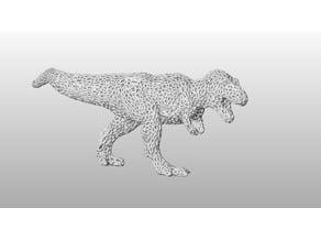 T_Rex voronoi