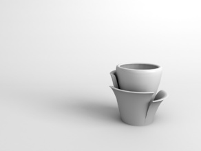 Shell vase #2