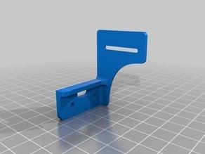 Bltouch holder for JGAurora A5 printer