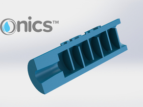 Silencer - 3Dponics Drip Hydroponics