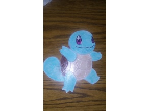 Squirtle Wall Art
