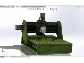 CNC to PCB Model 2