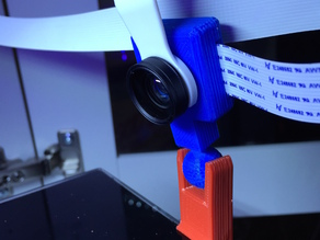 Robo3D Camera mount for Bed