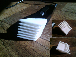 attachment for hair clippers