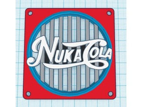 Nuka-Cola Grill Cover