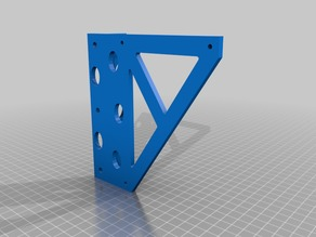 AM6 Aluminum Frame For Anet A6 Alunar M506