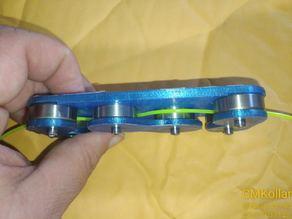 IN-LINE filament straightener