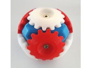 Sphere Gear Fidget