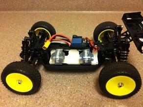 Mini 8ight battery plate (OpenRC)