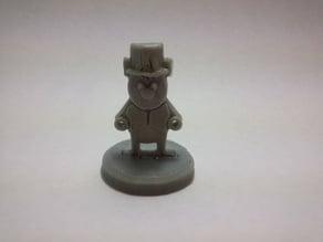 FlatMinis: Pigman Gentleman