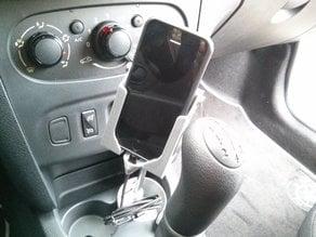 Support de Téléphone pour Dacia