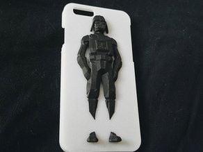 Darth Vader Iphone 6 case