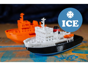 ICE - the icebreaker