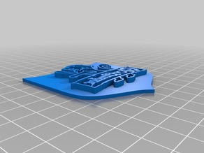 Harry Potter Cookie Cutter Stamp for House Gryffindor