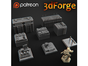 Battlefront buildings 6mm