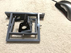 stepper tilting mount