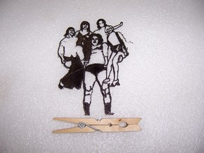 Andre the Giant - Carrying Several Women