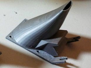Ultimaker Left Fan Duct