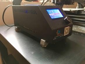 Creality CR10 control box stand - support boitier de commande