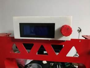 LCD case