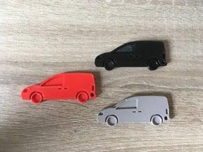 Volkswagen Caddy keychain