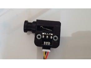 Filament runout sensor for Bowden Bondtech BMG