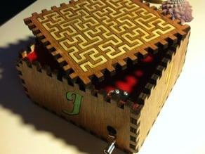 Fractal Music Box