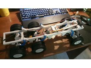 22xx motor mount